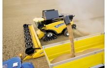 Роторный зерноуборочный комбайн серии CR8000