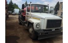 Вакуумная машина ГАЗ-САЗ-39014-10