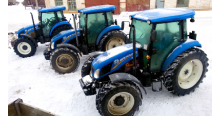Подготовка к весенне-полевым работам в Самарской области