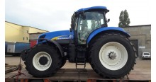 Поставка трактора New Holland Т7060
