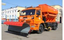 Многофункциональная дорожная машина ЭД-244К