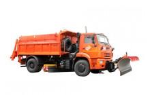 Многофункциональная дорожная машина ЭД-244КМА