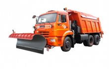Многофункциональная дорожная машина ЭД-405А
