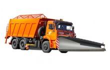 Многофункциональная дорожная машина ЭД-405В1
