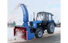 Снегоочиститель шнекороторный СР-20Е
