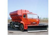 Универсальная дорожная машина УДМ-40Е