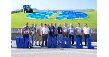 СТИ с друзьями на заводе CNH по производству двигателей FPT