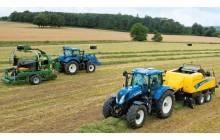 Трактор серии T 7000