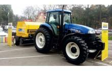 Трактор серии TS6